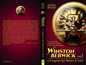 Copertina Winston Berwick Vol 1